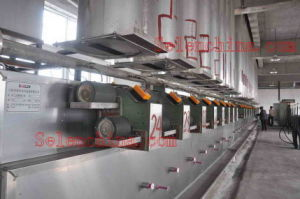 Take up Machine for PSF Production Line