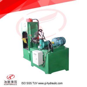 Metal Briquette Press Machine for Recycling (SBJ-150A) pictures & photos