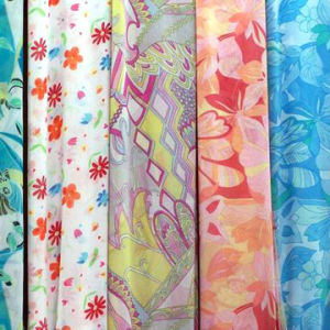 Polyester Chiffon and Georgette Fabric