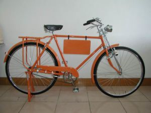 Advertisement Bike Traditional Bicycle (FP-TRDB-S024) pictures & photos
