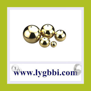 Brass and Stainless Steel Hollow Punching Ball