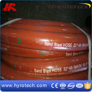 10bar/12bar Sandblasting Hose Pipe/Rubber Hose Pipe pictures & photos