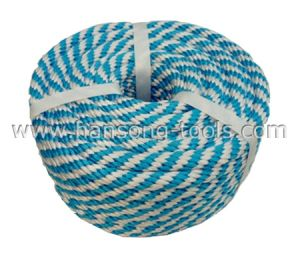 PP Solid Braided Rope pictures & photos