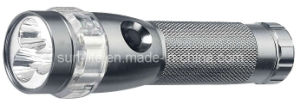 Aluminum Flashlight for Emergency (MB-713R-3M)