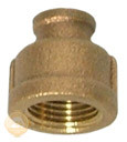 Brass Reducing Coupling Compression Fittings (KX-BF002) pictures & photos