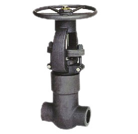 Forged Pressure Sealed Gate Valve (API/DIN/EN/JIS)