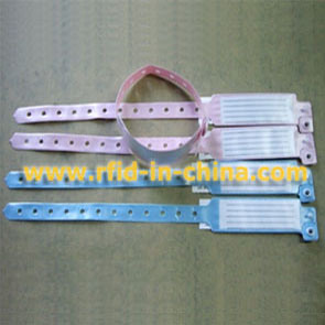 RFID Wristband Tag (LF/HF/UHF) for Tracking pictures & photos