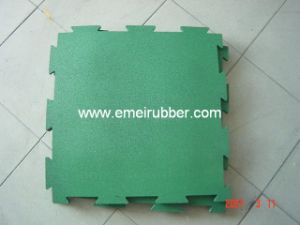 Rubber Tile for Kindergarden (BD-10) pictures & photos