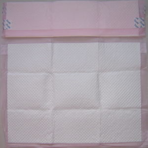 Pet Pad Pet Products (with Adhesive Strips/Tabs/Stickers)