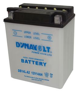 Motorcycle Battery (DB14L-A2)