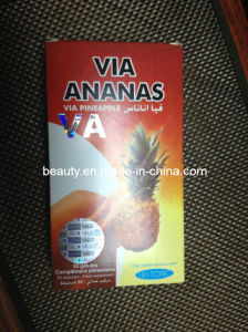 Via Ananas, Via Pineapple Slimming Capsule Weight Loss Diet Pills pictures & photos