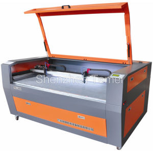 Double Heads Laser Marking Machine (TM-L1690 100W)