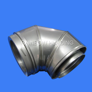 Twin Wall Stainless Steel 90 Degree Elbow for Chimney pictures & photos