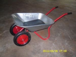 Galvanization Wheel Barrow (two wheels for the EU market)