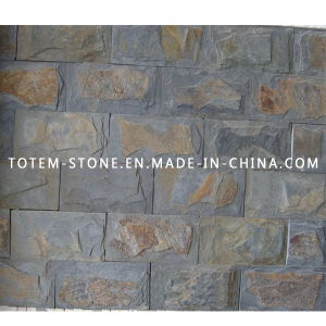 Cheap Price Natural Splited Mushroom Stone for Outside Wall Cladding