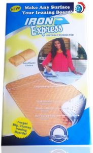 Iron Express of Portable Ironing Pad pictures & photos