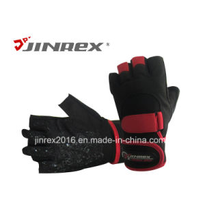 Gym Training Fitness Mitt Bicycle Body Building Fashion Padding Weight Lifting Sports Glove pictures & photos