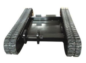 Custom Buil Rubber Crawler Undercarriage