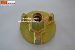 Concrete Shuttering Dywidag Tie Rod Anchor Nut pictures & photos