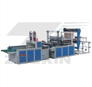 Automatic 4 Lines T-Shirt Bag Making Machine (CY-SH-1000) pictures & photos