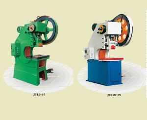 Electric Punching Machine (Electric Puncher JC21S-40) pictures & photos