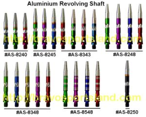 Spin Aluminium Shaft (AS8 Series)