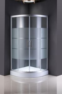 Cheap Shower Enclosure Glass Shower Screen pictures & photos