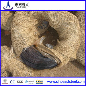 Black Annealed Iron Wire (SAE 1006) pictures & photos
