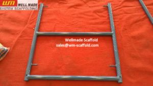 Snap on Box Frame Scaffolding for Construction Plastering pictures & photos