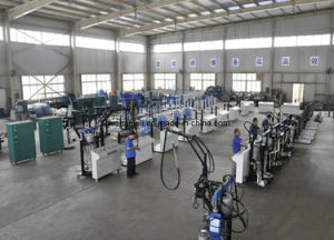 Glass Processing Machine Silicone Extruder Bst08