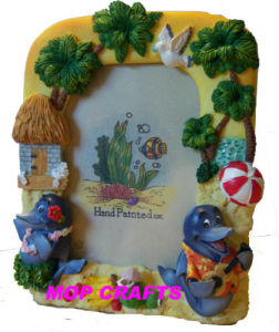 Sealife Pictures Frame of Polyresin Photo Frame pictures & photos
