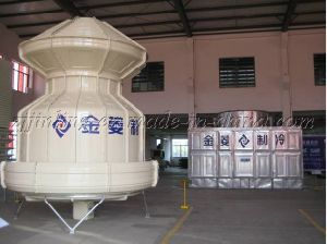 JLT Series FRP/ Counter Flow/ Round Cooling Tower   JLT-100L/UL pictures & photos