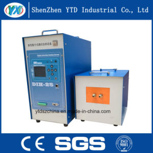 High Frequency Digital Induction Heating Furnace for Iron, Copper pictures & photos