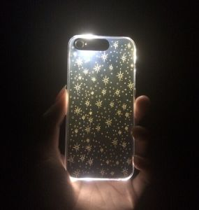 san francisco d04ad 60162 for Apple iPhone 5 Flashing LED Case