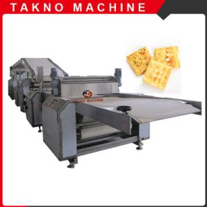 Full Automatic High Capacity Cookies Biscuit Forming Machine