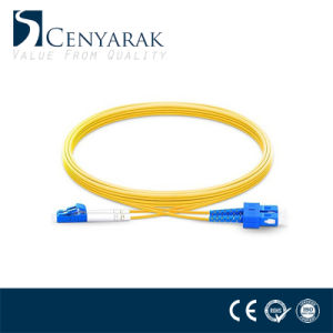 LC Sc PC Fiber Optic Patch Cord pictures & photos
