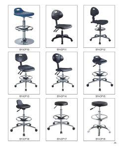 China Lab Stool Chair Adjustable Stool With Wheels Lab Laboratory