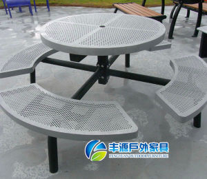 China Supplier Expanded Stainless Steel Perforated Metal Tables And - Picnic table supplier