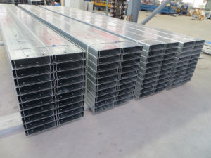 Galvanized Cold Rolled C Channel Purlin pictures & photos