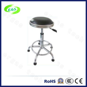 Adjustable PU Leather ESD Lab Stool Bar Stool (EGS-3303-GHD) pictures & photos