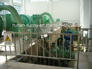 High Head (98-600 Meter) Hydro (Water) Pelton Turbine-Generator/Hydropower /Hydroturbine pictures & photos
