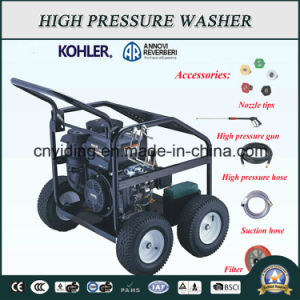 Kohler Engine 275bar 15L/Min High Pressure Washer for Honda (HPW-QK1400KRE-3) pictures & photos