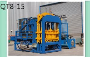 Hydraulic Color Paving Brick Machine of China Manufacture pictures & photos