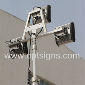 2years Warranty Outdoor Hydraulic Lifting Mobile Solar Lighting Tower pictures & photos