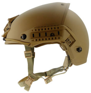 Nij Iiia PE Bulletproof Helmet pictures & photos