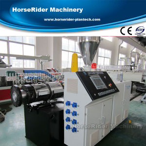 PP/PE/ABS Double Screw Extruder Machine pictures & photos