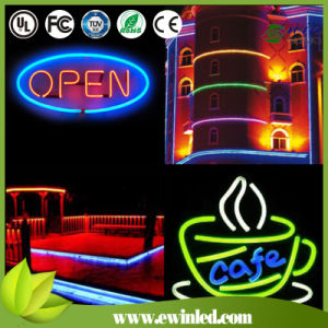 Wall Decorative Mini LED Neon Flex Light with DC24V