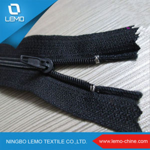 China Zipper Factory Long Chain Nylon Zipper Roll pictures & photos
