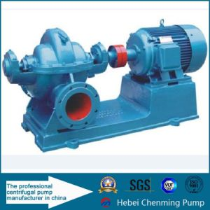 Horizontal Single Stage Centrifugal Water Double Suction Split Casing Pump
