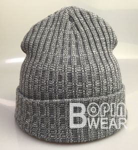0ff318b04f5ba Heather Grey Beanie Basic Knit Hat Winter Hat Acrylic Custom Knit Hat POM  Knitted Beanie 5heather